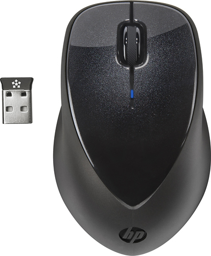 HP - Wireless Laser Mouse...