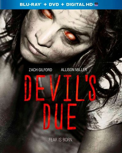 Devil's Due [2 Discs] [Includes Digital Copy] [Blu-ray/DVD] [2014] 4539079