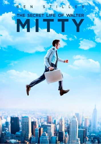 The Secret Life of Walter Mitty [DVD] [2013] 4539097