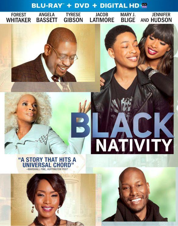 Black Nativity [2 Discs] [Includes Digital Copy] [Blu-ray/DVD] [2013] 4539111
