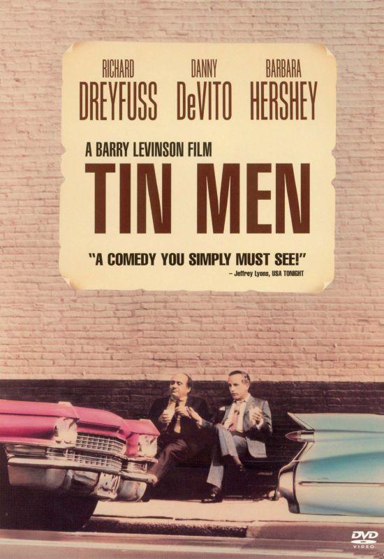 Tin Men [DVD] [1987] 4540161