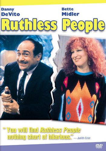 Ruthless People [DVD] [1986] 4540205