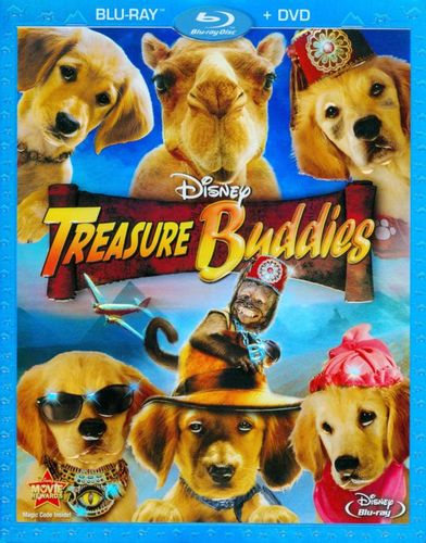 Treasure Buddies [2 Discs] [Blu-ray/DVD] [2012] 4551139