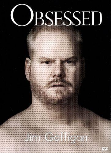 Jim Gaffigan: Obsessed [DVD] [2014] 4552034