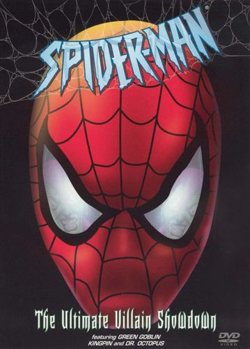 Spide-Man: Ultimate Villain Showdown [DVD] 4553664