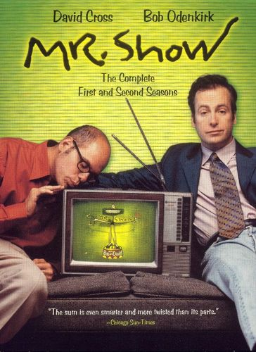 Mr. Show: The Complete First and Second Season [2 Discs] [DVD] 4554477