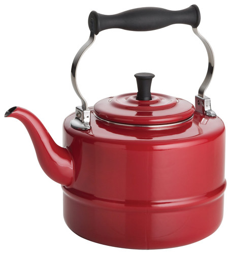 Bonjour 2-Quart Tea Kettle Red 53868