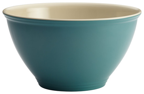 Rachael Ray - Cucina Melamine Garbage Bowl - Agave Blue 4555024