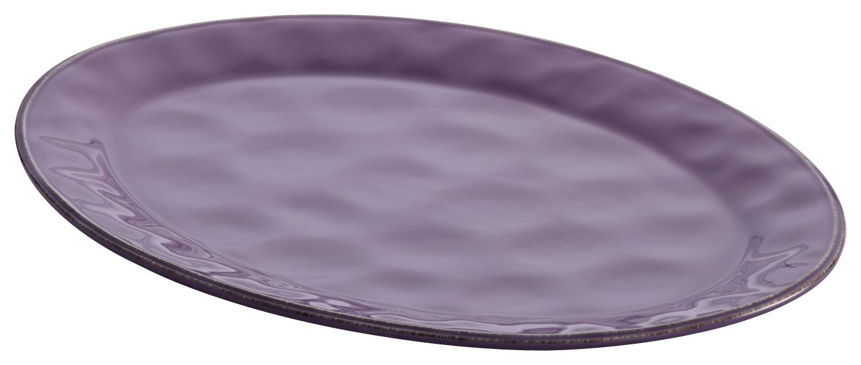 Rachael Ray - Cucina Oval Platter - Lavender Purple 4555062