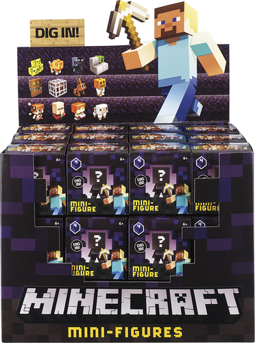Minecraft - Mini Figure - Multi