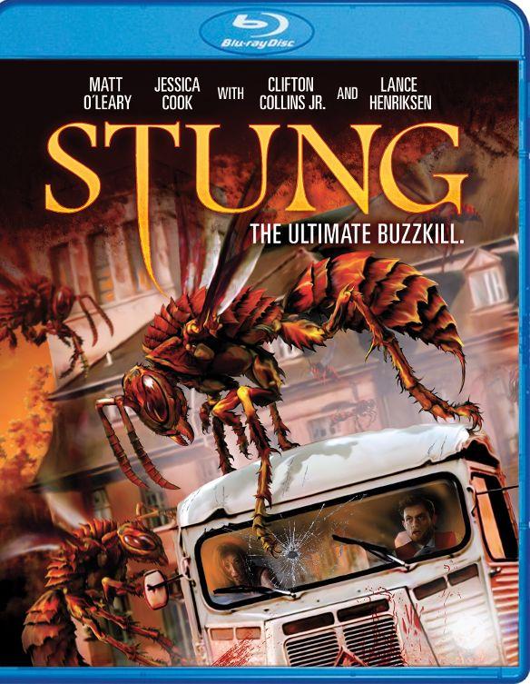Stung [Blu-ray] [2015] 4561503