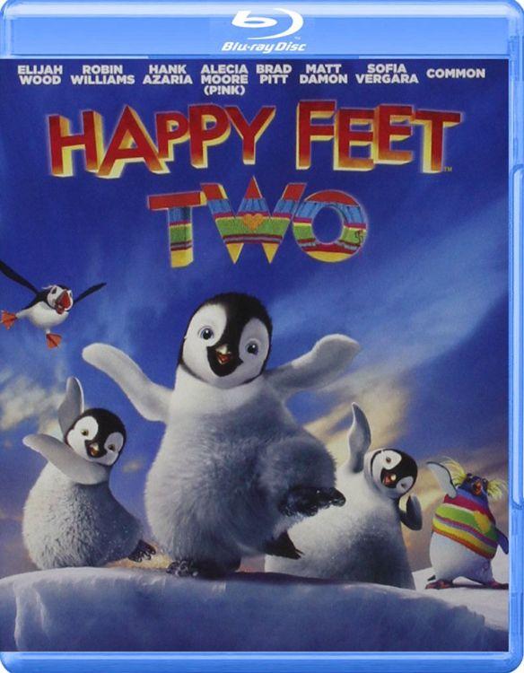 Happy Feet Two [Blu-ray] [2011] 4561801
