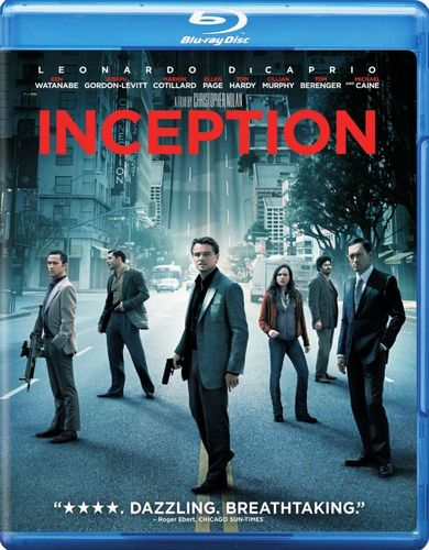 Inception [Blu-ray] [2010] 4561809