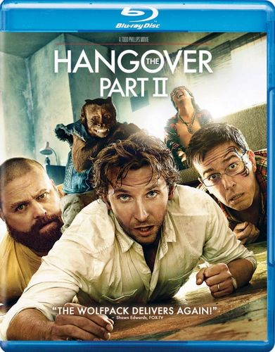 The Hangover Part II [Blu-ray] [2011] 4561811