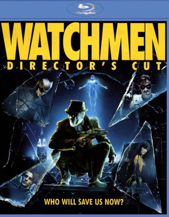 Watchmen [Blu-ray] [2 Discs] [2009] 4561814