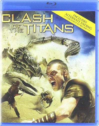 Clash of the Titans [Blu-ray] [2010] 4561815