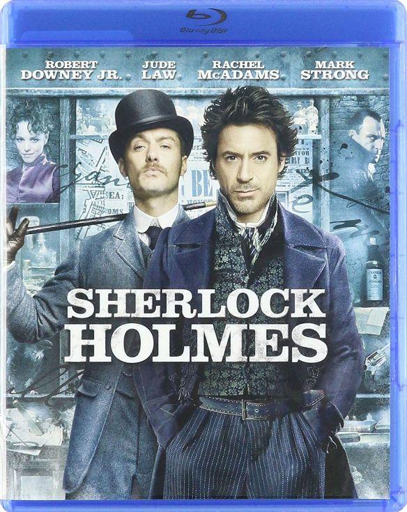 Sherlock Holmes [Blu-ray] [2009] 4561817