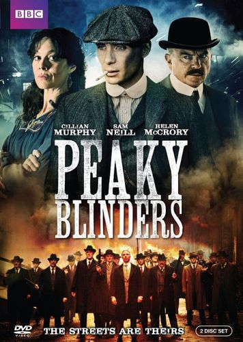The Peaky Blinders: Season One [2 Discs] [DVD] 4561818
