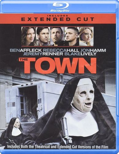 The Town [Blu-ray] [2010] 4561819