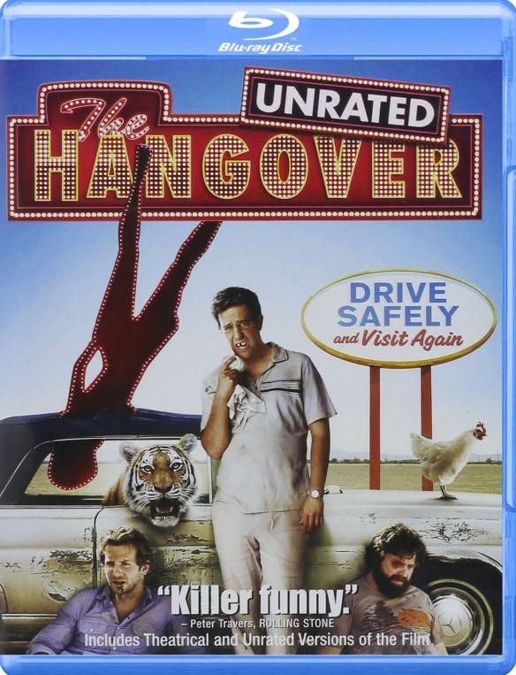 The Hangover [Blu-ray] [2009] 4561822