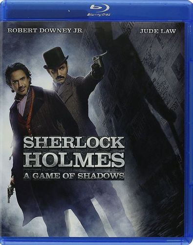 Sherlock Holmes: A Game of Shadows [Blu-ray] [2011] 4561826