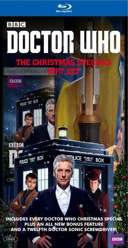 Doctor Who: Christmas Specials Giftset [Blu-ray] 4561827
