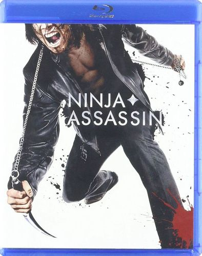 Ninja Assassin [Blu-ray] [2009] 4561828