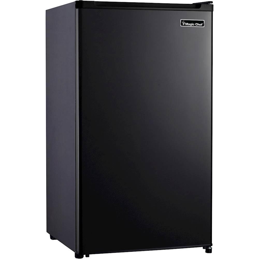 Magic Chef 3.2 Cu. Ft. Compact Refrigerator Black MCAR320B2