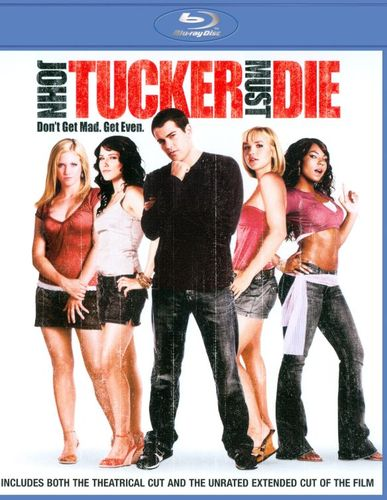 John Tucker Must Die [Blu-ray] [2006] 4565954
