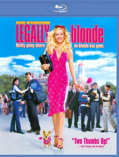 Legally Blonde [Blu-ray] [2001] 4565981