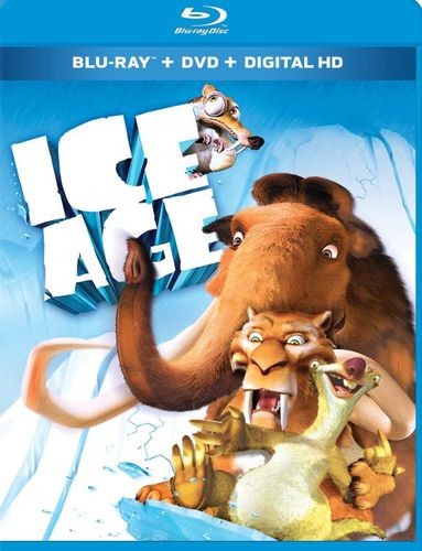 Ice Age [Blu-ray/DVD] [2 Discs] [2002] 4567005