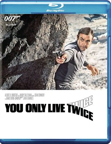 You Only Live Twice [Blu-ray] [1967] 4567008