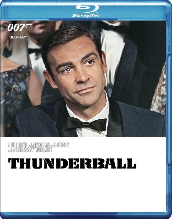 Thunderball [Blu-ray] [1965] 4567010