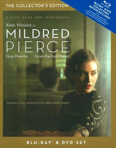 Mildred Pierce [The Collector's Edition] [4 Discs] [Blu-ray/DVD] [2011] 4569465