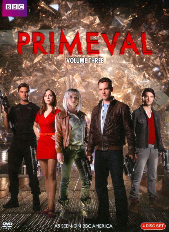 Primeval, Vol. 3 [2 Discs] [DVD] 4569517