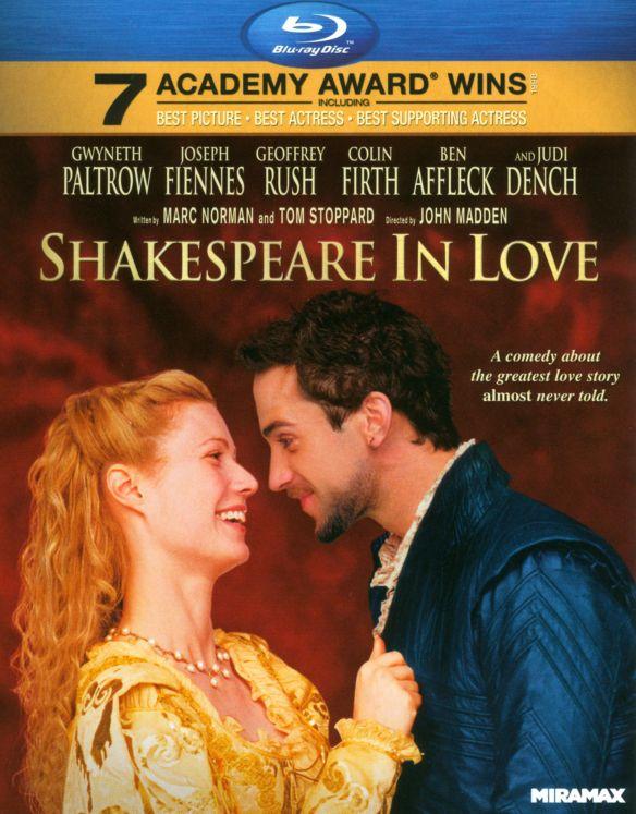 Shakespeare in Love [Blu-ray] [1998] 4569605