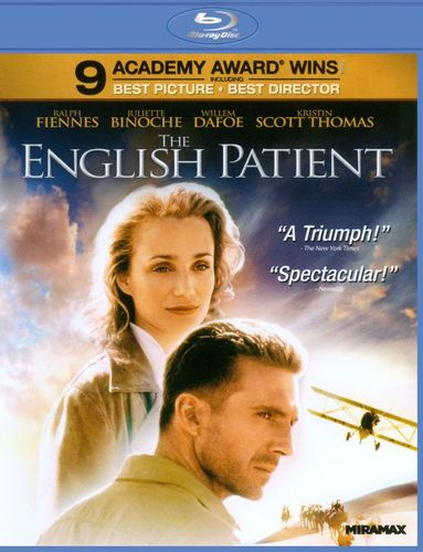 The English Patient [Blu-ray] [1996] 4569614