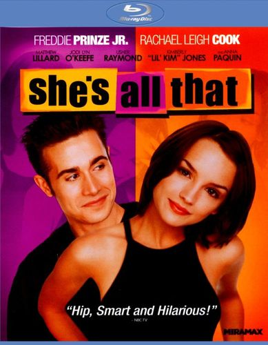 She's All That [Blu-ray] [1999] 4569669
