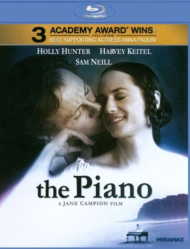 The Piano [Blu-ray] [1993] 4569696