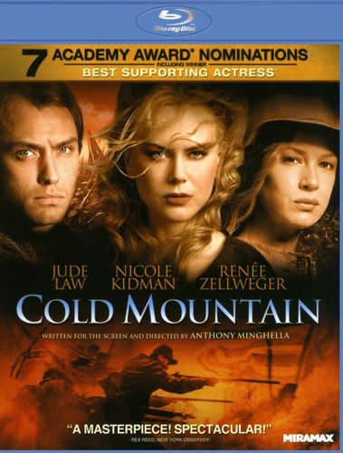Cold Mountain [Blu-ray] [2003] 4569714