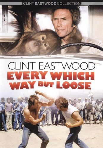 Every Which Way But Loose [DVD] [1978] 4572224