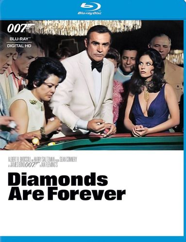 Diamonds Are Forever [Blu-ray] [1971] 4573100