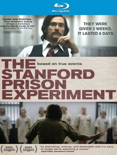 Stanford Prison Experiment [Blu-ray] [2015] 4575656