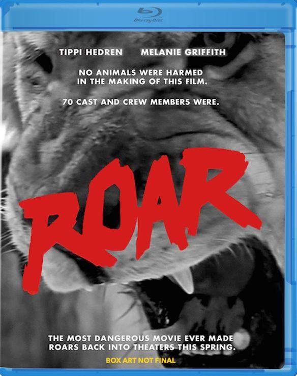 Roar [Blu-ray] [1981] 4575662