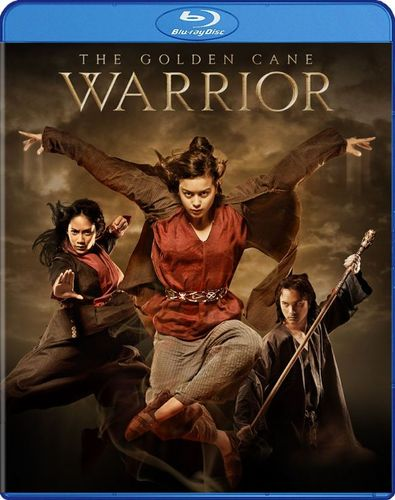 The Golden Cane Warrior [Blu-ray] [2014] 4575667