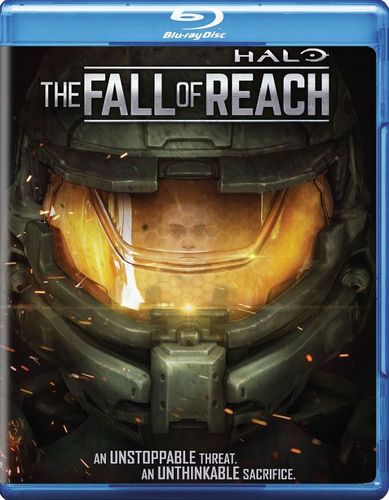 Halo: The Fall of Reach [Blu-ray] 4575682