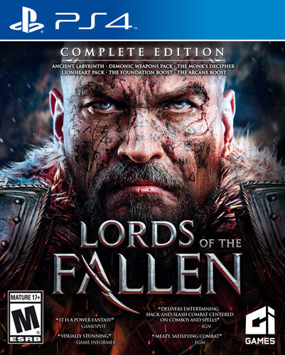 Lords of the Fallen - Complete Edition - PlayStation 4 4575900