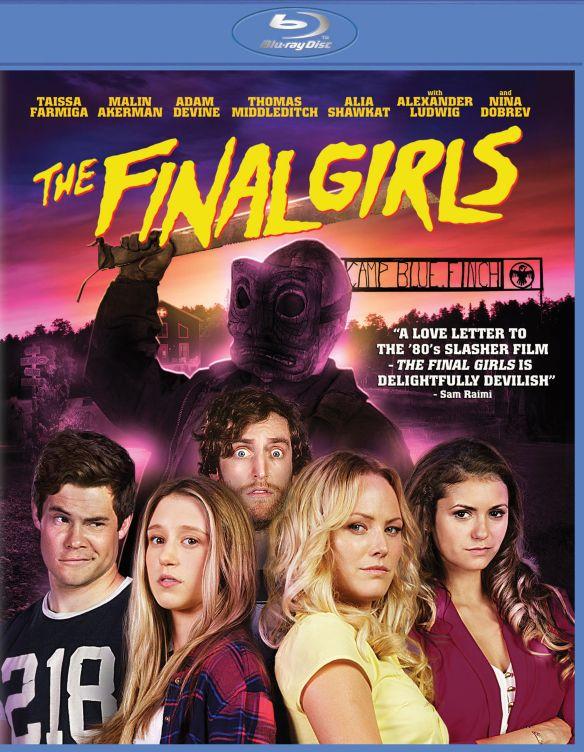 The Final Girls [Blu-ray] [2015] 4575901