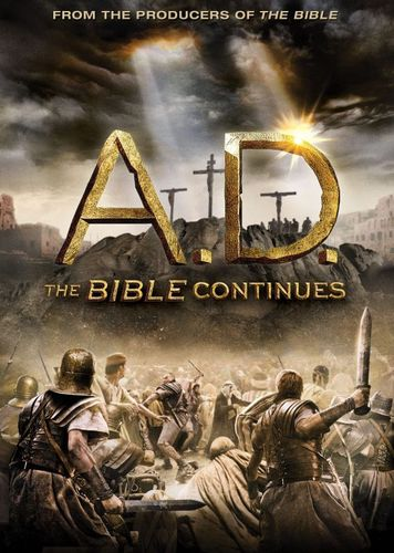 A.D. the Bible Continues [4 Discs] [DVD] [2015] 4575907