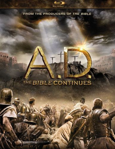 A.D. the Bible Continues [Blu-ray] [4 Discs] [2015] 4575908